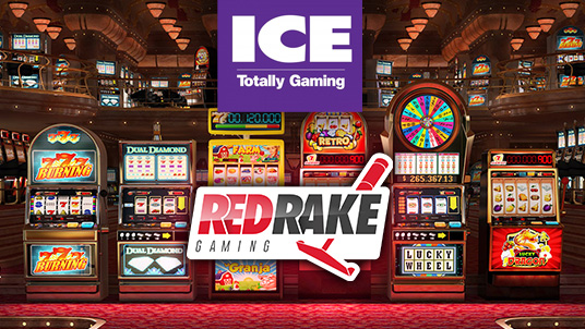Red Rake attends ICE2016