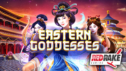 The eastern Goddesses are coming to the Html5 catalogue